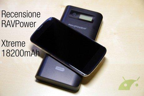 RAVPower Xtreme 18200mAh 1