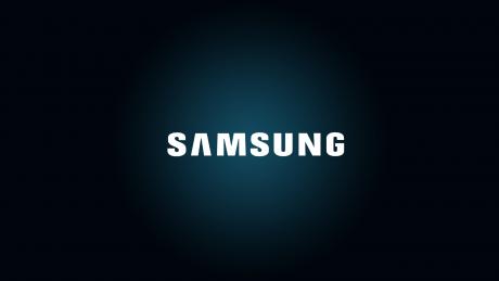 Samsung logonero