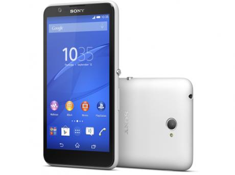 Sony Xperia E4 android
