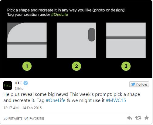 Tweet HTC