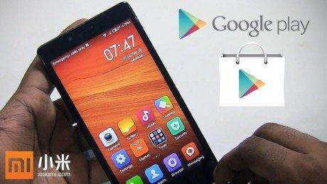 Xiaomi Google
