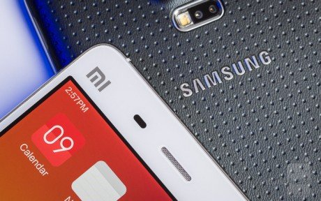 Xiaomi Samsung