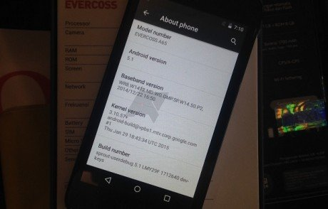 Android 5.1 lollipop immagin1