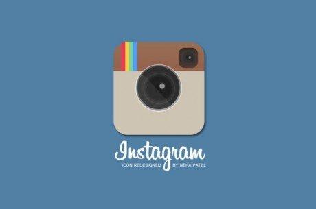 instagram material