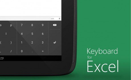 Keyboard for excel e1424953258114