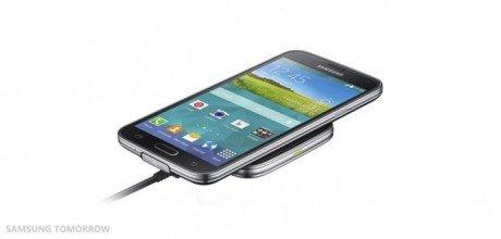 Samsung wireless charge