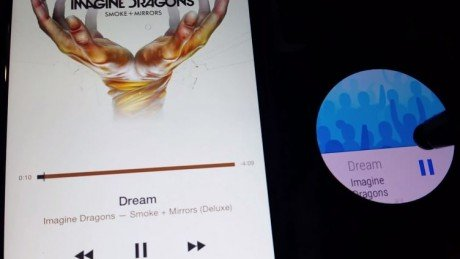 Android Wear iOS music e1427123123212
