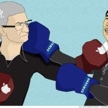 AppleSamsung