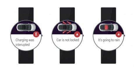 Apple Watch Android Wear Tesla ELEKSlabs 3