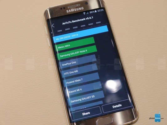 First-Galaxy-S6-edge-benchmarks