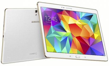 Galaxy Tab S 10.5 inch Dazzling White 6