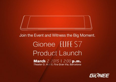 Gionee Elife S7 leaked 5