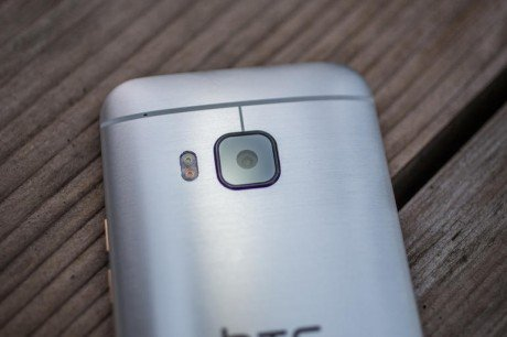 HTC One M9 Foto sample