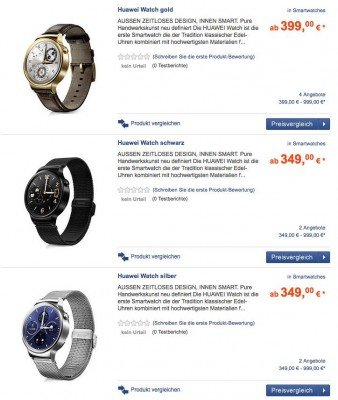 Huawei-Watch-priced-in-Germany