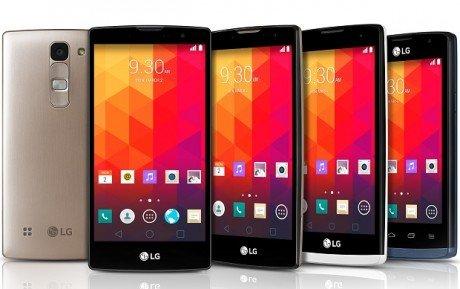 LG Magna LG Spirit LG Leon e LG Joy
