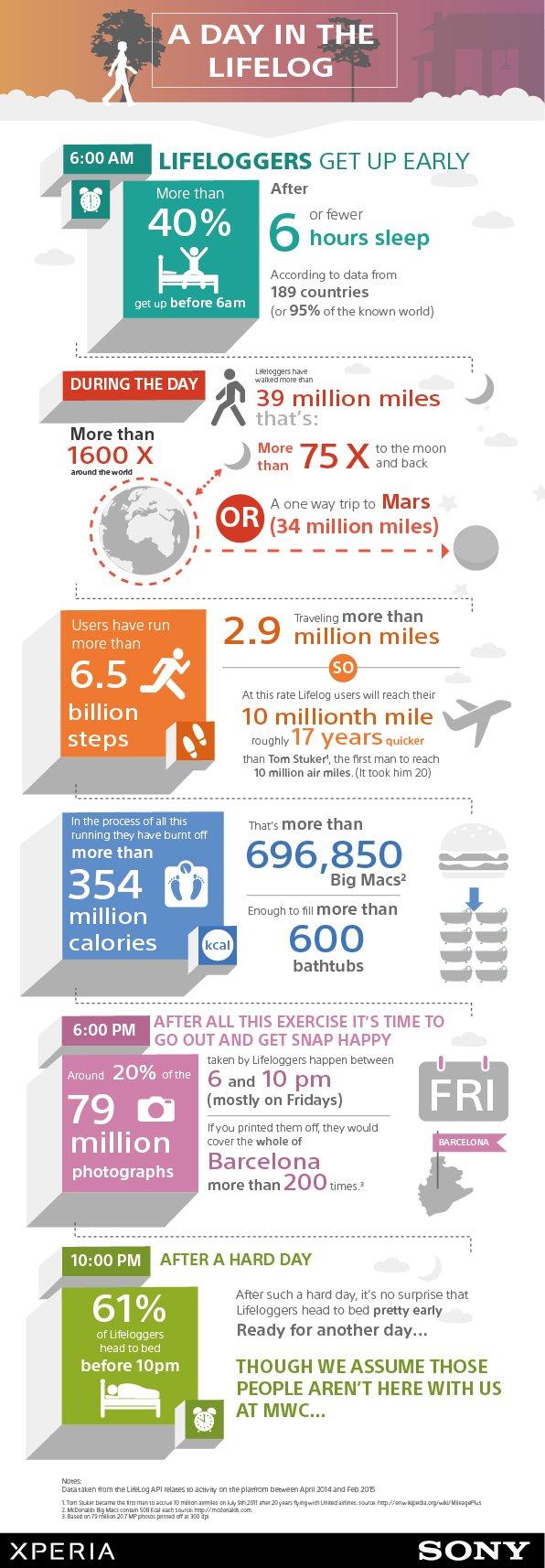 Lifelog-Infographic
