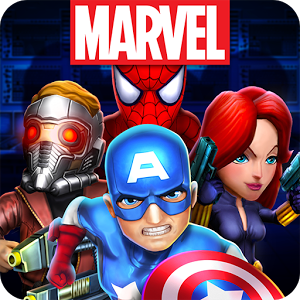 Marvel Mighty Heroes-icona
