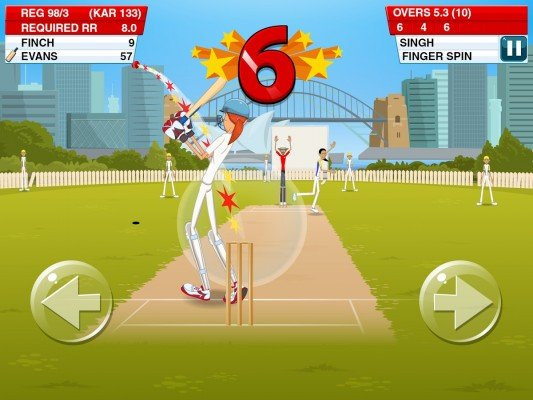 Stick Cricket 2-1