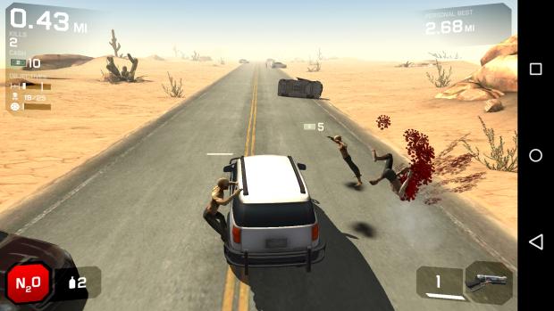 Zombie Highway 2-4