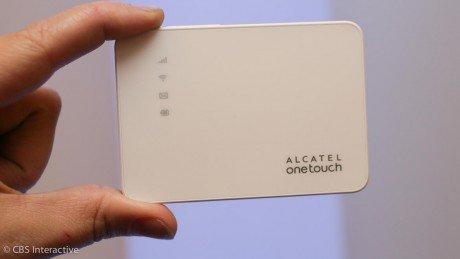 Alcatel onetouch wi fi link B