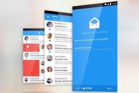 Cyanogen boxer email