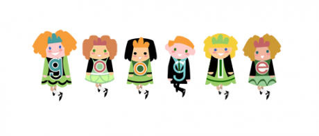 Google doodle san patrizio