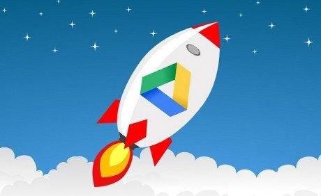 Google drive launch
