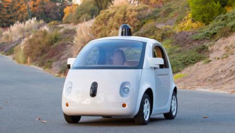 Google self driving car 01