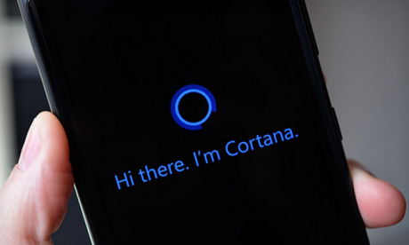 How to get cortana on wp outside us