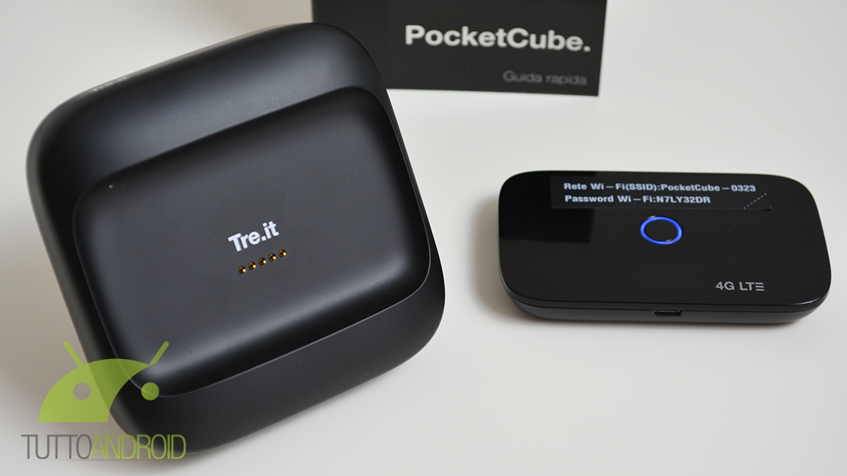 Recensione PocketCube di 3 Italia | TuttoAndroid
