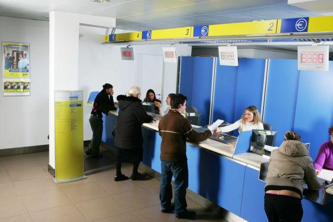 Ufficio Postale A Palermo : Addio ad oltre mille uffici postali nell agrigentino sportelli