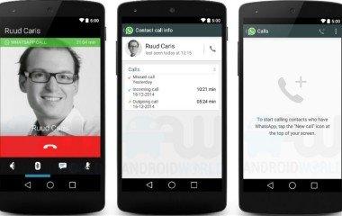 Chiamate WhatsApp: si possono nuovamente abilitare in Italia