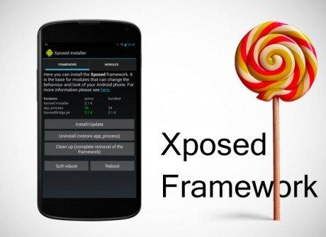 Xposed framework e1427464074666