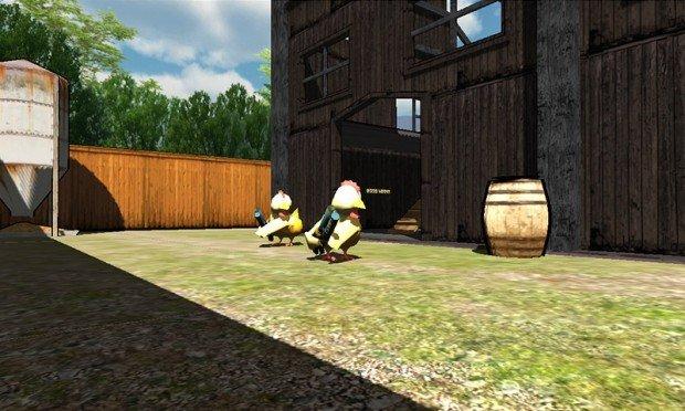 Chicks Attack-1