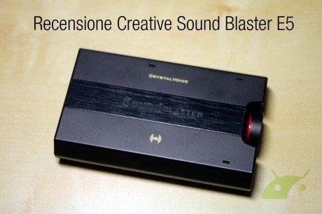 Creative Sound Blaster E5 1