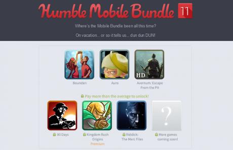 Humble Mobile Bundle 11