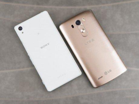 LG G3 vs Sony Xperia Z2 02