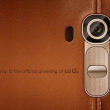 LG G4 conferme
