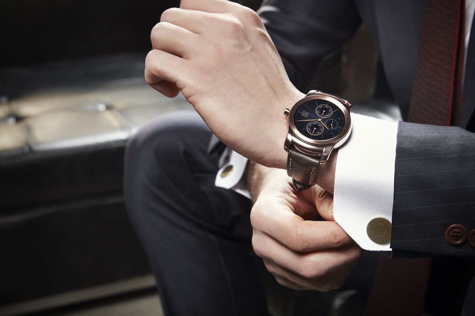 Raffaele Cinquegrana ci presenta LG Watch Urbane