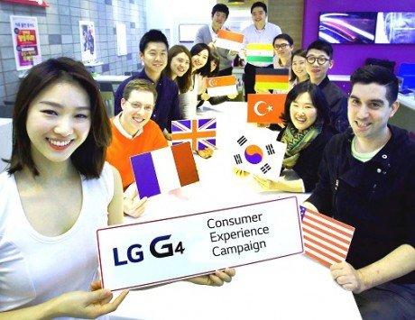 LG Consumer Experience