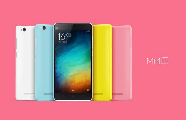 Xiaomi Mi 4i ufficiale con caratteristiche elevate e prezzo contenuto