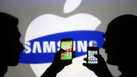 Apple samsung california copyright.si  e1428414677559
