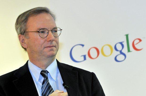 Eric Schmidt ci parla di Google ATAP, mentre Yezz propone quasi 100 moduli per il Project ARA - eric-schmidt-620x409