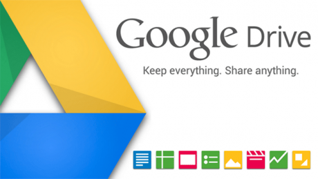 Google drive keep everything share anything