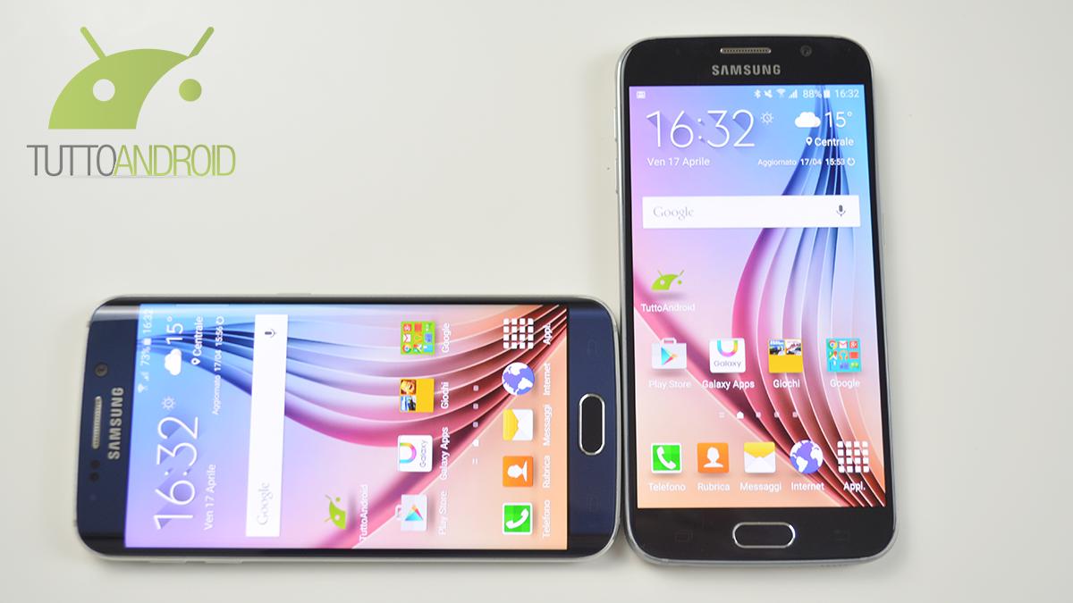 Samsung Galaxy S6 e S6 Edge ricevono le patch di sicurezza di settembre