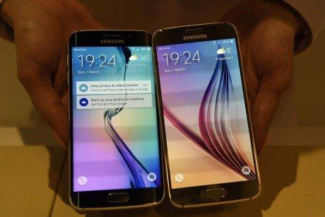 Samsung galaxy s6 edge mwc