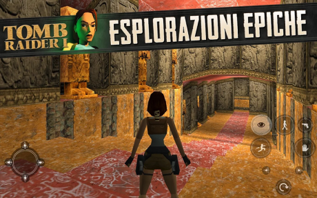 tomb raider 1 android