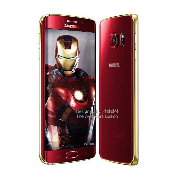 Galaxy Ironman