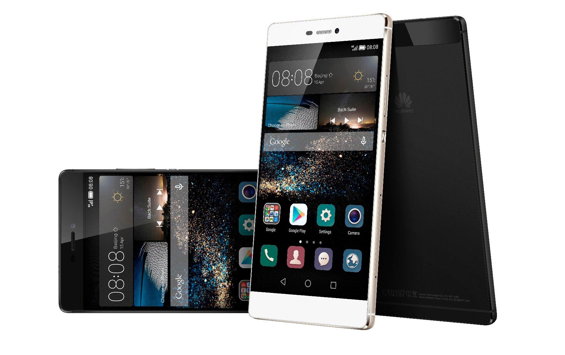 Huawei P8 e P8 Lite disponibili con Tre Italia - Tutto Android