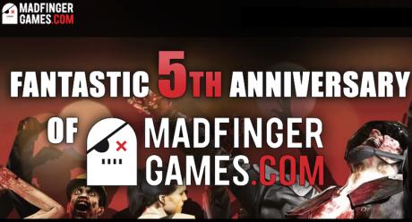 Madfinger Games celebrates 5th Anniversary e1431641801337